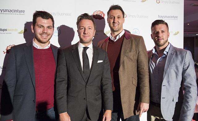 Crimson Publishing Startups Awards 2014